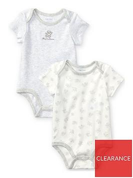 ralph-lauren-baby-2-pack-bear-print-bodysuits-grey