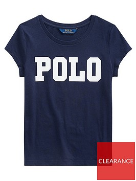 ralph-lauren-girls-short-sleeve-polo-logo-t-shirt-navy