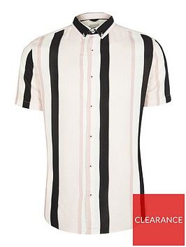 river-island-short-sleevenbsptexture-stripe-shirt-lilac