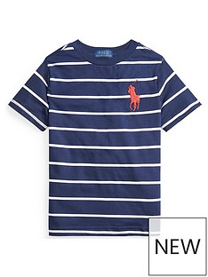ralph-lauren-boysnbspstripe-big-pony-short-sleevenbspt-shirt-navy