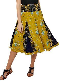 joe-browns-mellow-yellow-godet-skirt-yellow