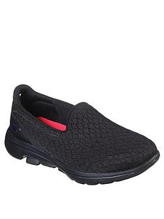 skechers-boysnbspgo-walk-5-slip-on-shoe-black