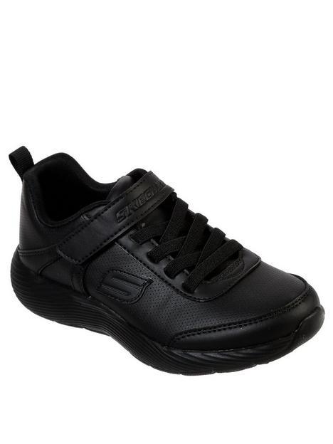 skechers-boysnbspdyna-lite-sprint-trainer-black