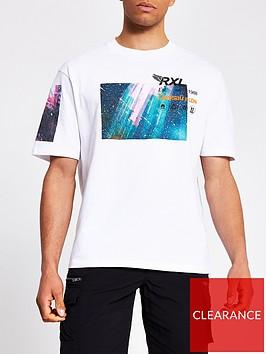 river-island-community-multi-print-t-shirt-white