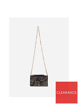 versace-jeans-couture-studded-cross-body-bag-black