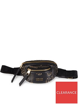 versace-jeans-couture-studded-belt-bum-bag-black