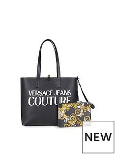 versace-jeans-couture-reversible-baroque-logo-print-tote-bagnbsp--black