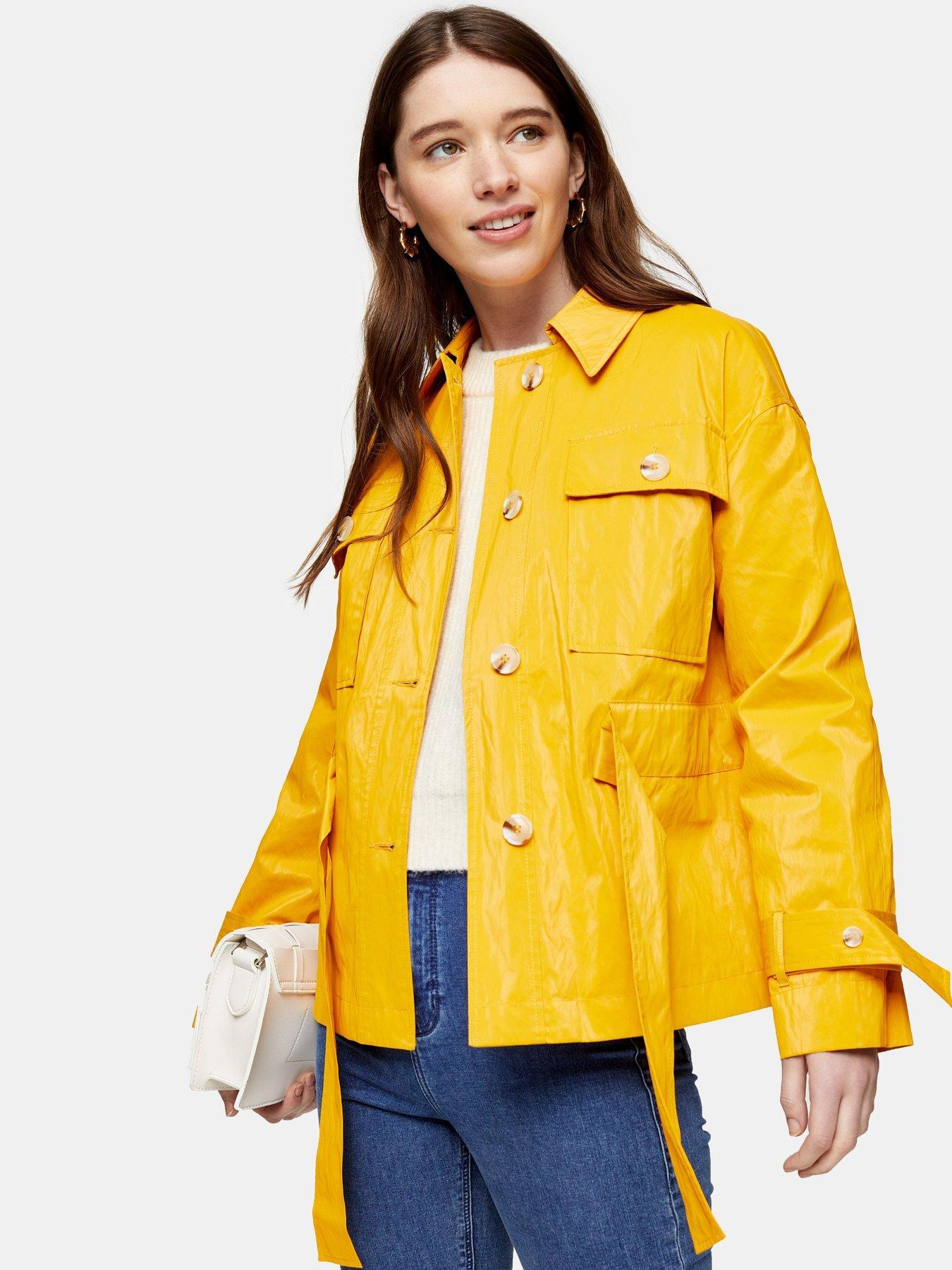 BeBe Womens Outerwear Womens Reversible Faux Fur Jacket