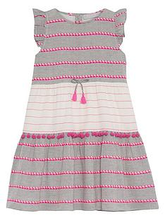 mintie-by-mint-velvet-girls-textured-pom-pom-dress-pink