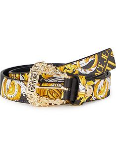 versace-jeans-couture-baroque-print-belt-black
