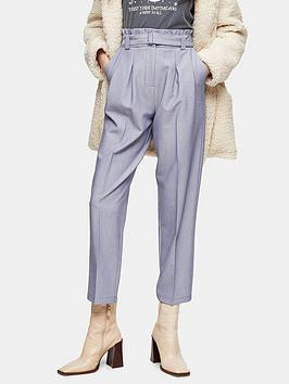 topshop-lima-belted-trousers-blue