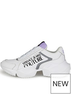 versace-jeans-couture-chunky-logo-trainers-white