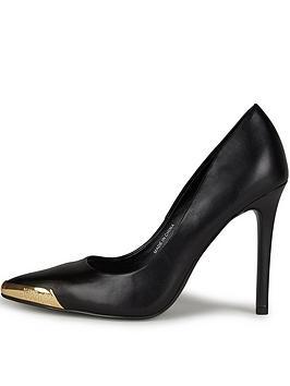 Versace Jeans Couture Court Shoes - Black