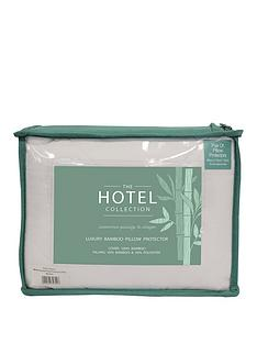 hotel-collection-bamboo-pillow-protector-pair