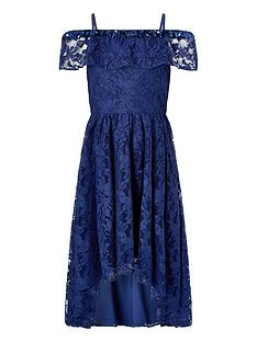 monsoon-girls-lucy-lace-bardot-dress-navy