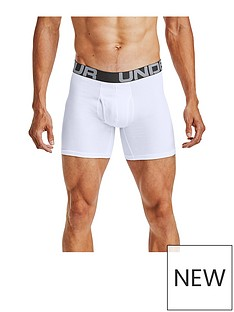 under-armour-3-pack-ofnbspcharged-cotton-trunks-white