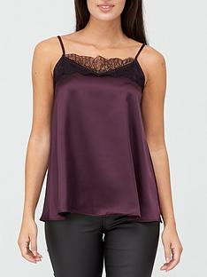 v-by-very-lace-trim-cami-top-plum