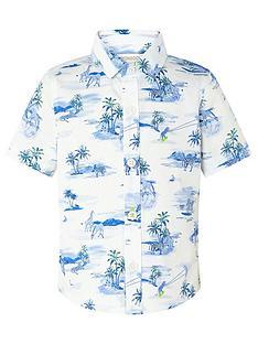 monsoon-boys-sew-alika-animal-short-sleeve-shirt-ivory