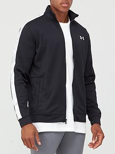 under-armour-sportstyle-tricot-camo-track-jacket-blackwhite