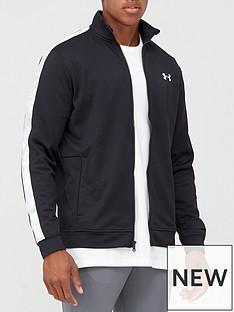 under-armour-sportstyle-tricot-camo-track-jacket-blackwhite