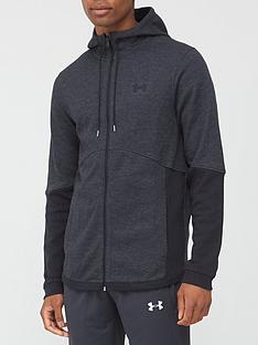 under-armour-double-knit-full-zip-hoodie-greyblack