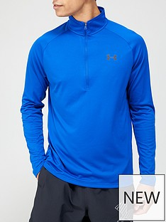 under-armour-tech-20-12-zip-top-royal