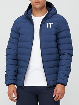 11 Degrees Space Jacket - Navy|S
