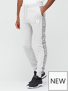 11-degrees-radar-skinny-fit-joggers-greynbsp
