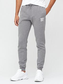 11 degrees core joggers - charcoal marl