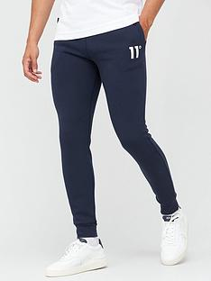 11-degrees-core-regular-fitnbspjoggers-navy