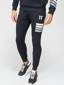 11-degrees-nano-reflective-stripe-poly-track-pants-blacknbsp