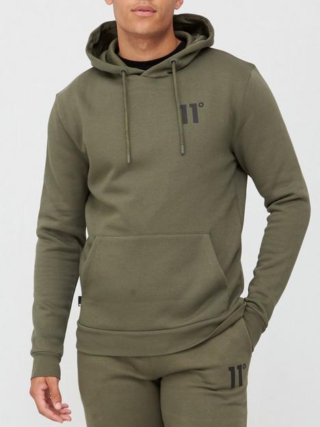 11-degrees-core-pullover-hoodie-khaki