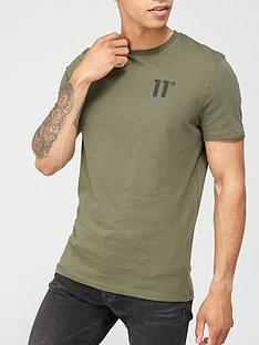 11-degrees-core-t-shirt-khaki