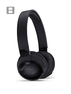 jbl-t600bt-on-ear-wireless-headphones-bluetooth-and-anc-on-earcup-controls-black