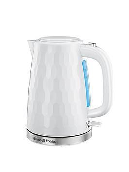 russell-hobbs-honeycomb-white-kettle-26050