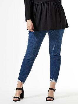 dorothy-perkins-curve-darcy-jeans-blue