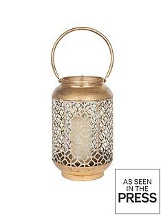 pacific-lifestyle-antique-gold-metal-glass-round-lantern