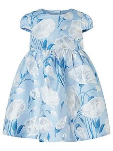 monsoon-baby-girls-naya-jacquard-dress-blue