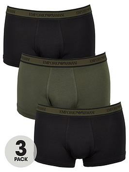 emporio-armani-bodywear-bodywear-3-pack-emporio-band-stretch-cotton-trunks-khakiblack