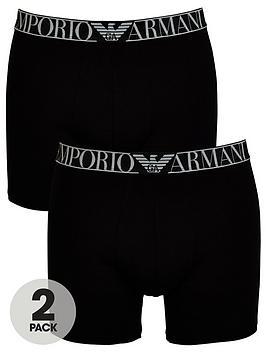 emporio-armani-bodywear-2-pack-endurance-boxer-shorts-black