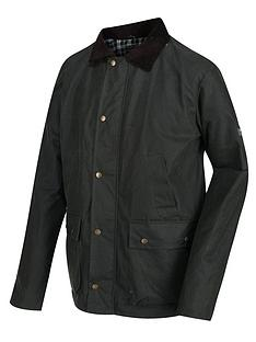 regatta-country-wax-jacket-dark-khaki