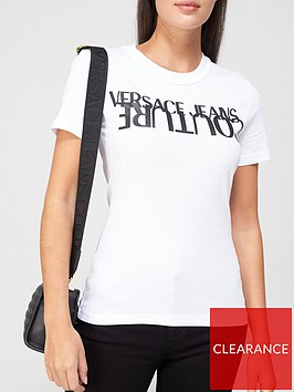 versace-jeans-couture-reverse-logo-t-shirt-white