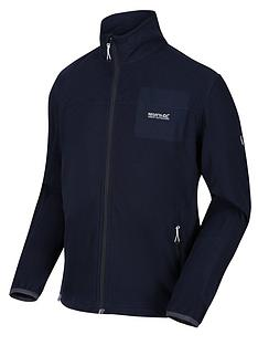 regatta-stanner-fleece-navy