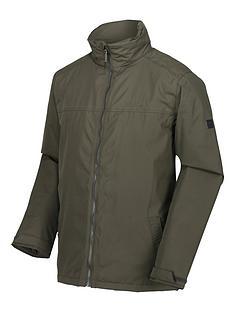 regatta-hallam-jacket-khaki