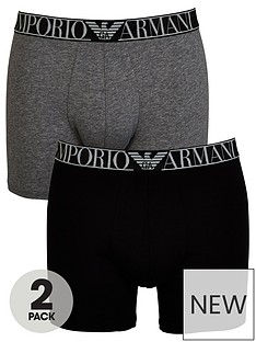 emporio-armani-bodywear-2-pack-endurance-boxer-shorts-blackgrey