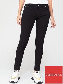 versace-jeans-couture-logo-pocket-skinny-jeans-black
