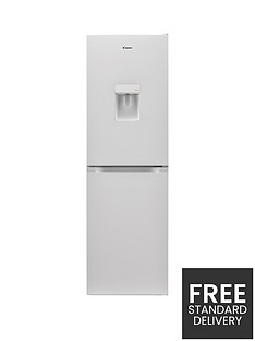 candy-cmcl-5172wwdk-55cm-wide-fridge-freezer-with-water-dispenser-white