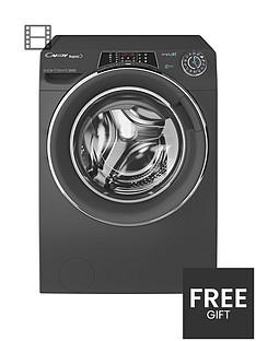 candy-prapidonbspro16106dwhc7g-80-10kg-load-1600-spin-washing-machine-graphitechromep