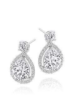 beaverbrooks-9ct-white-gold-cubic-zirconia-pear-drop-earrings