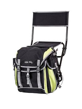 fladen-fishing-green-hipster-chair-and-backpack